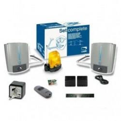 CAME U1806 FAST40 KIT CANCELLO BATTENTE FAST FINO A 2,3MT PER ANTA 24V