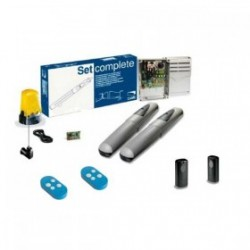 KIT CAME CANCELLO BATTENTE AXO U7335 U7336 230V 3MT PER ANTA
