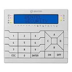 TASTIERA DI CONTROLLO LCD PREMIUMLCD BKP-LCD BENTEL