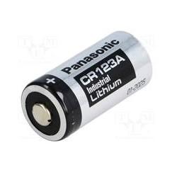 BATTERIA LITHIO CR123A PANASONIC INDUSTRIAL 100 PZ